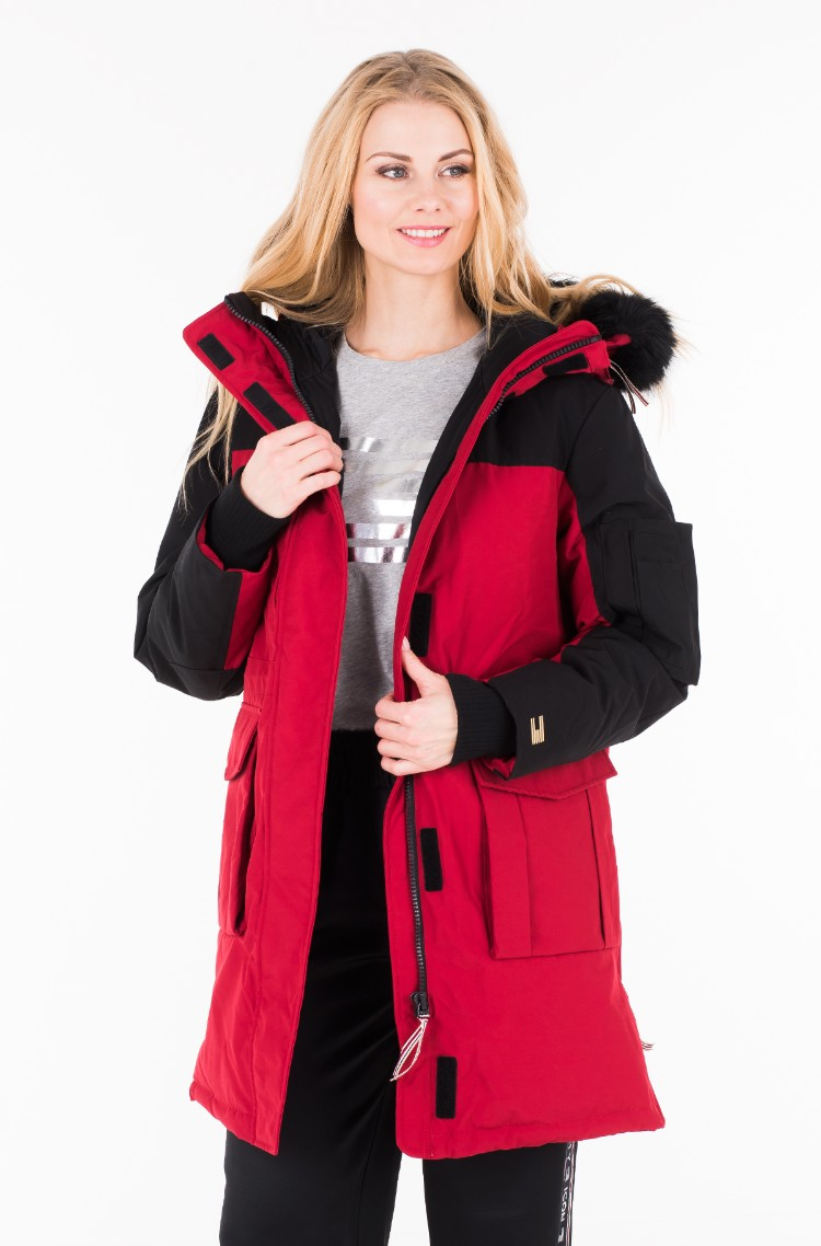 парка  ICON COLORBLOCK PARKA111584