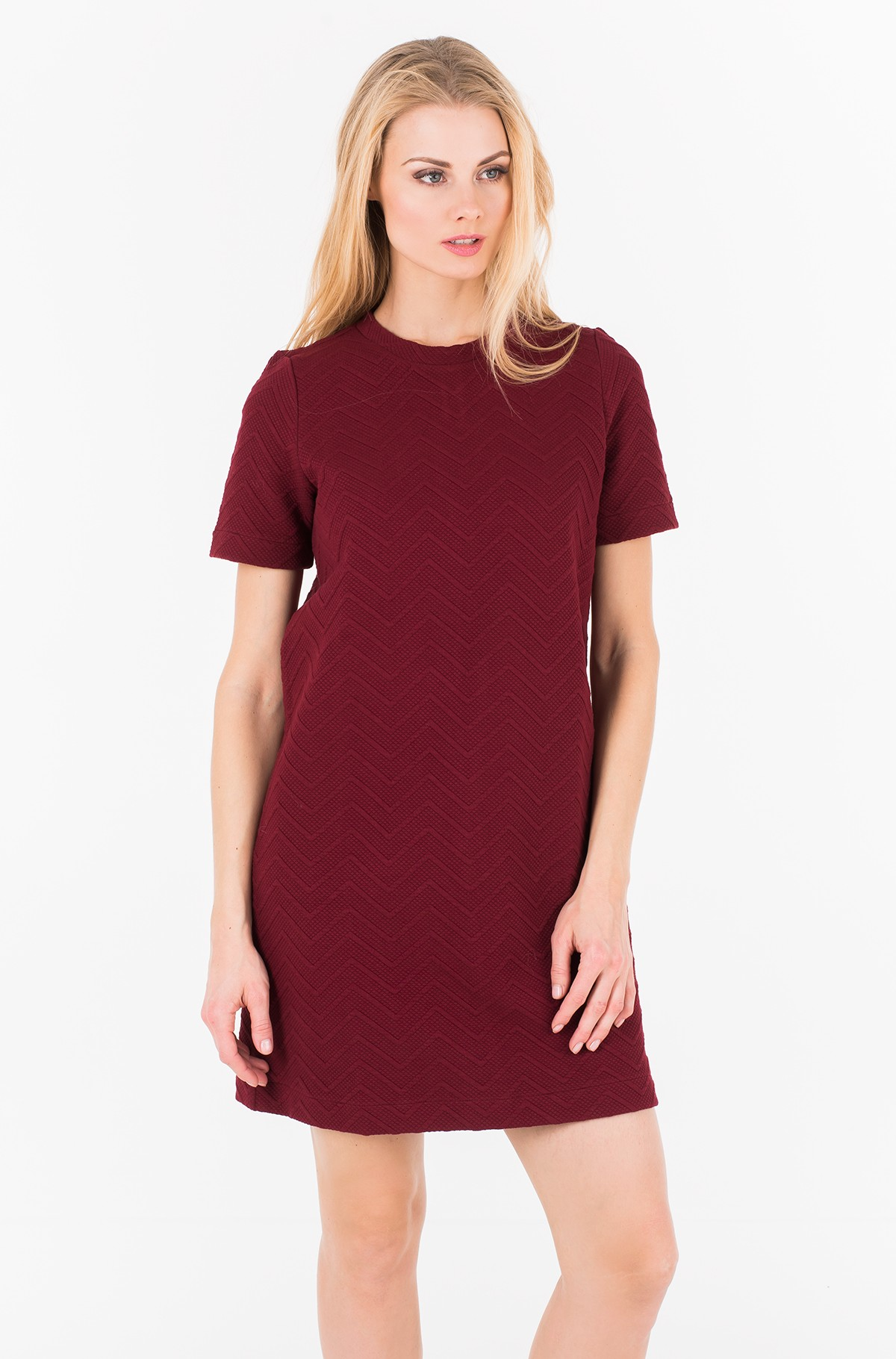 Suknelė NAOMI C-NK DRESS 1/2 SLV-full-1