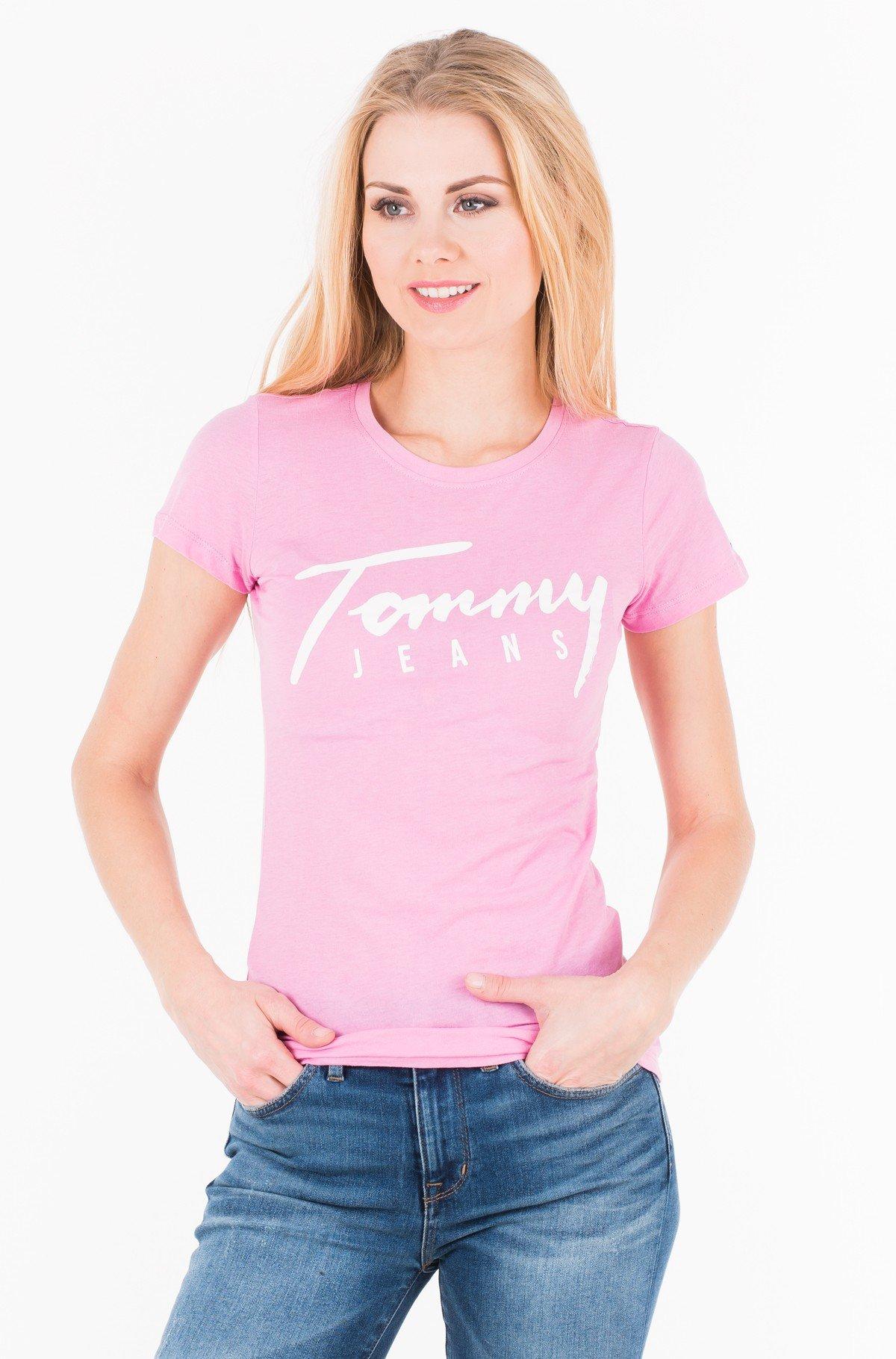 T-särk TJW TOMMY SCRIPT TEE-full-1
