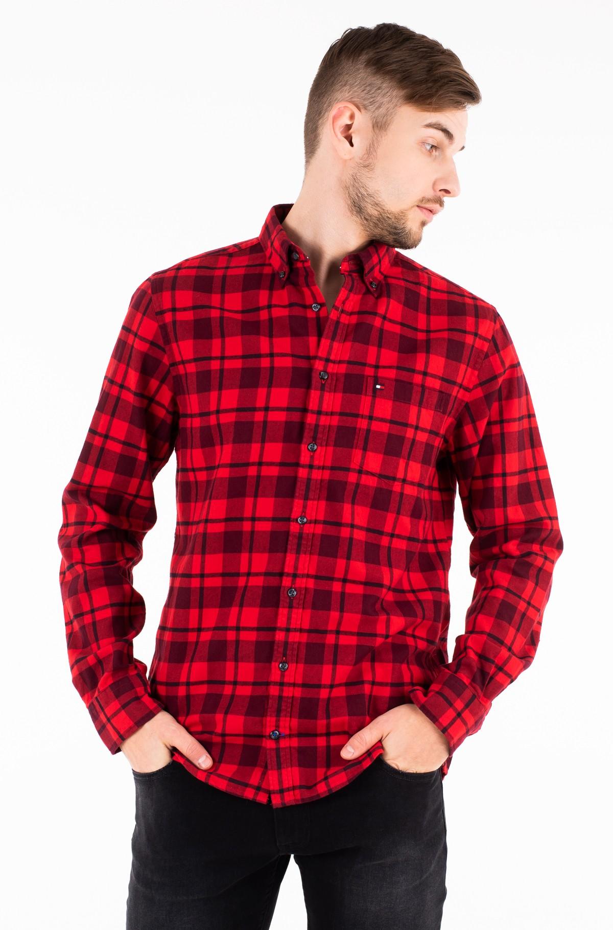 Shirt TWILL CHECK SHIRT-full-1