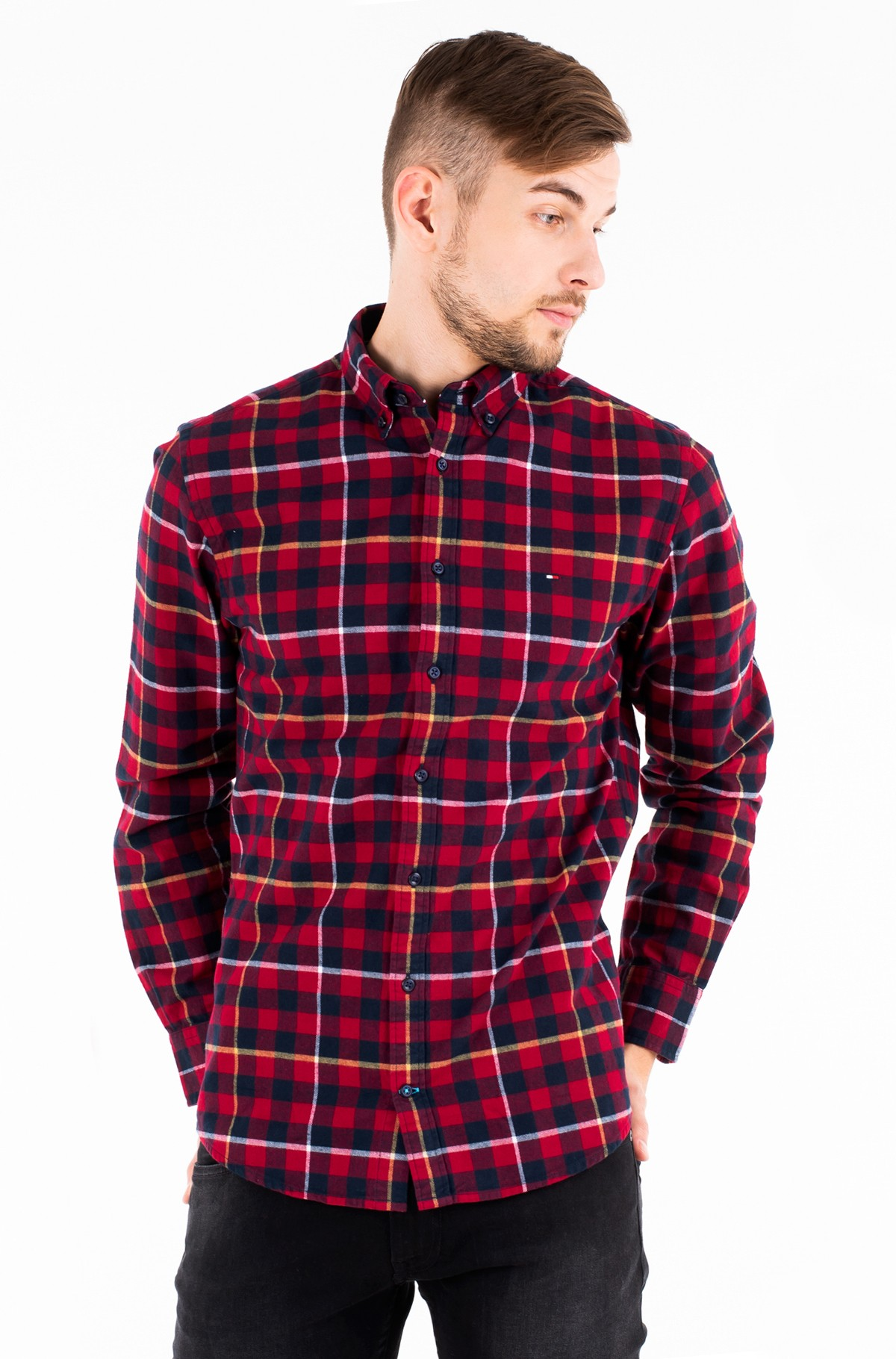 Triiksärk GINGHAM WITH A TWIST SHIRT-full-1
