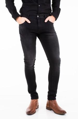 Jeans LEWIS HAMILTON BLACK STONE JEAN-1