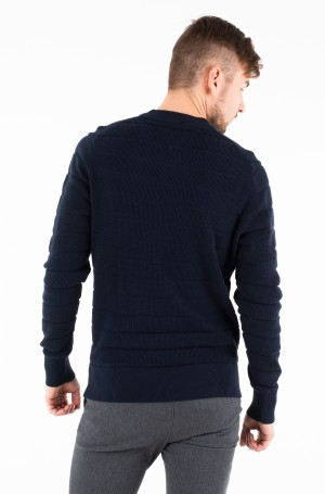 Sweater STRUCTURE STRIPE CREW NECK-2