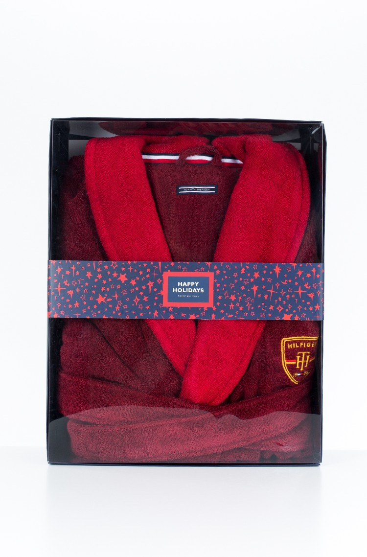 1dcb1e095d8e6 Bathrobe in a gift box ROBE UM0UM01018 Tommy Hilfiger, Mens ...