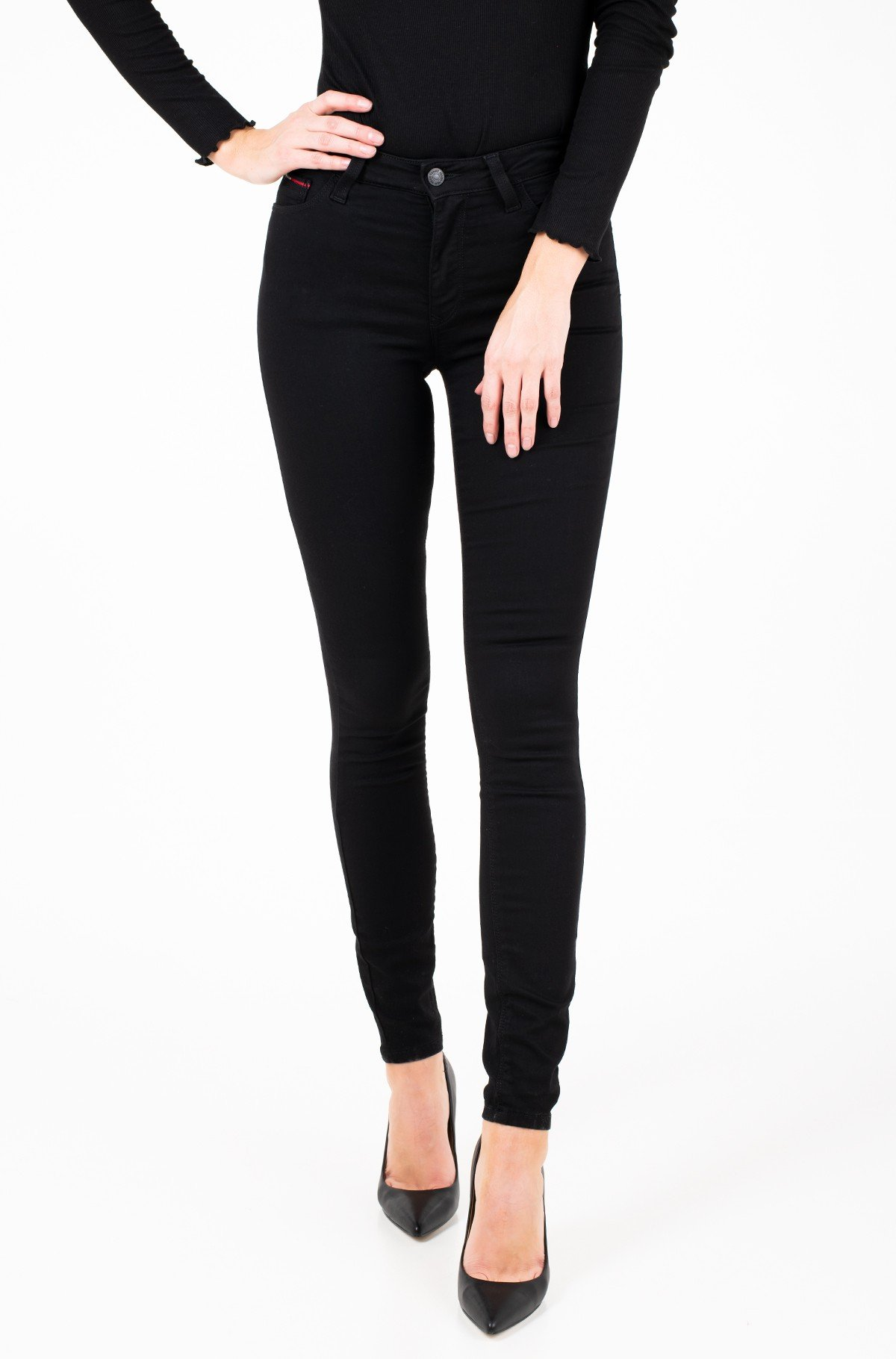 Jeans HIGH RISE SKINNY SANTANA DNBST-full-1