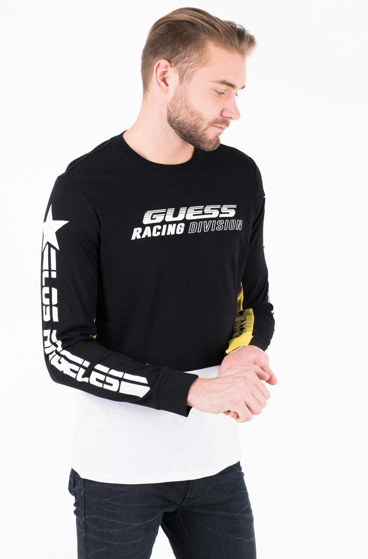 Long sleeved t-shirt M91I48 I3Z00-full-1