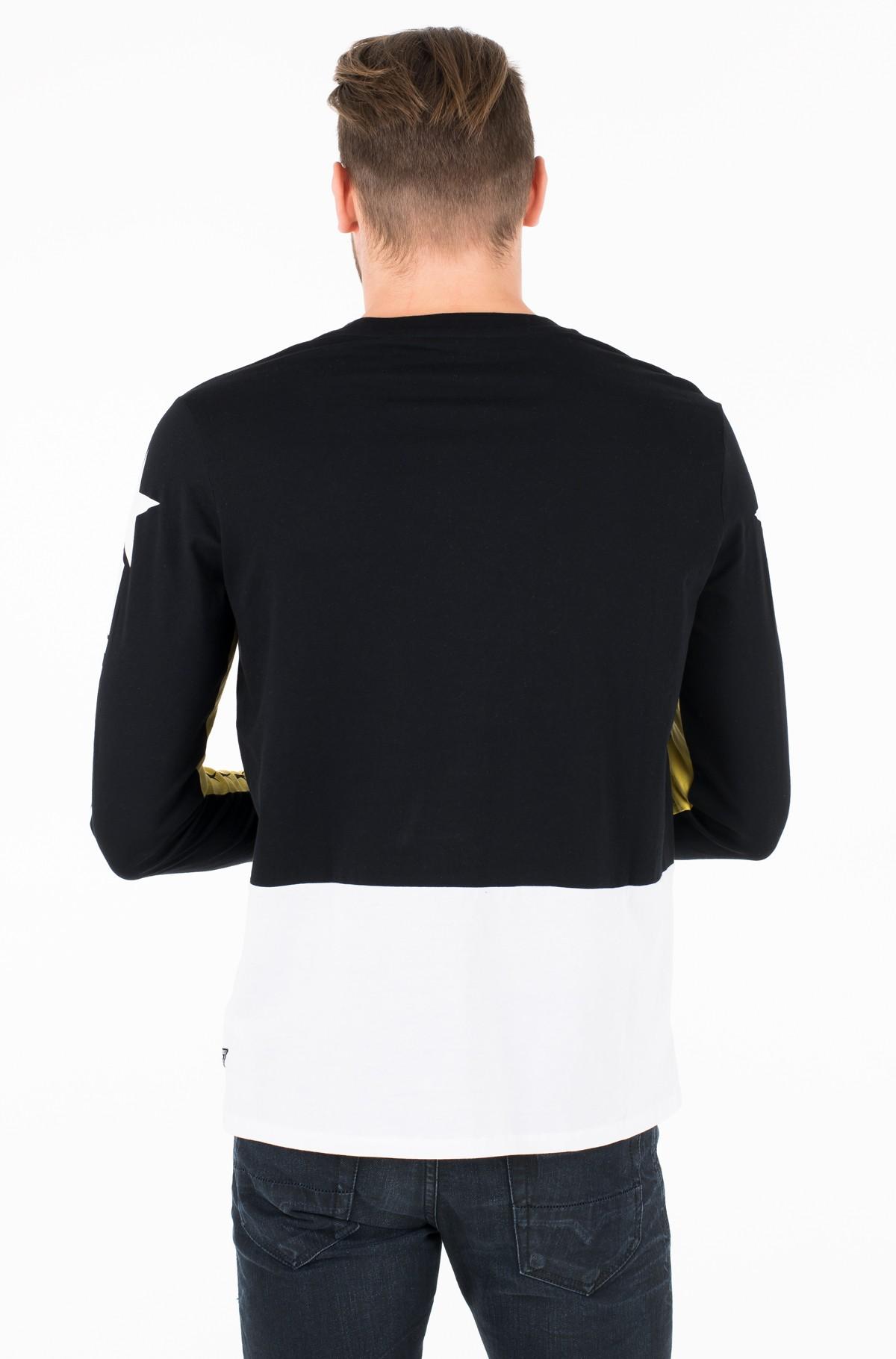 Long sleeved t-shirt M91I48 I3Z00-full-2