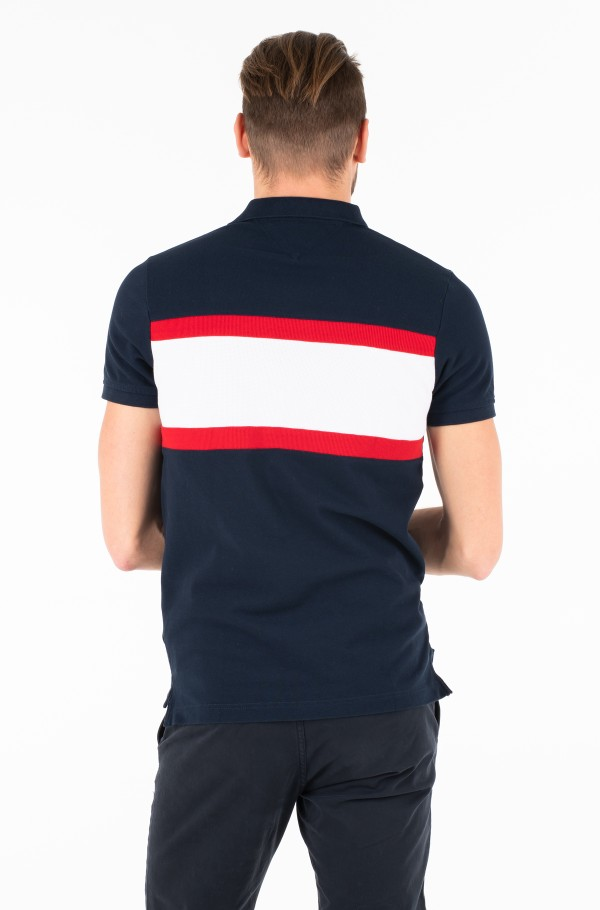 WCC CNS MIX TEXTURE SLIM POLO-hover