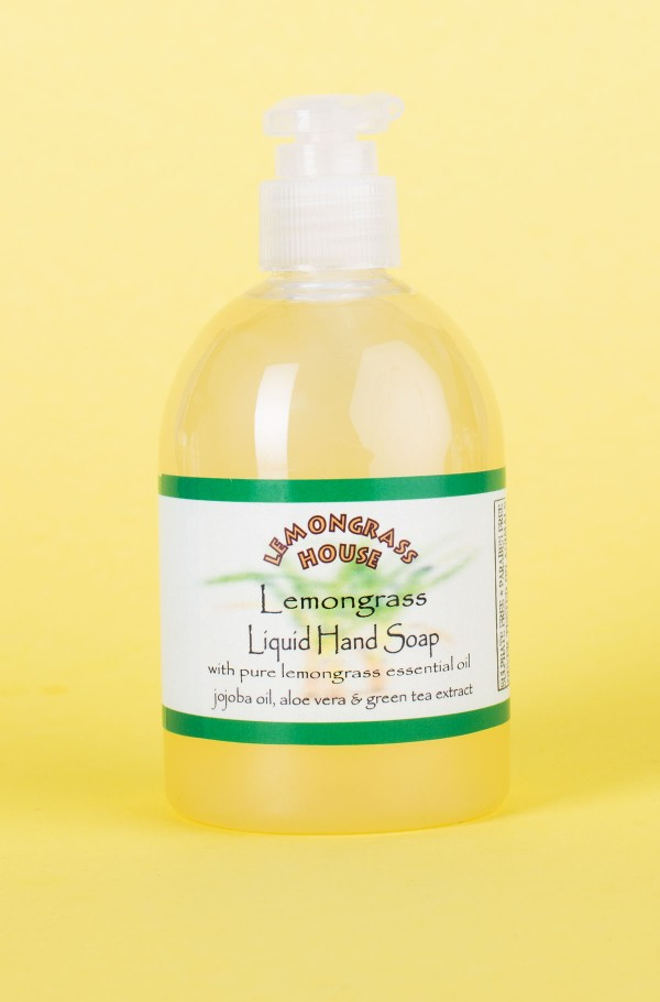 LIQUID HAND SOAP LEMONGRASS