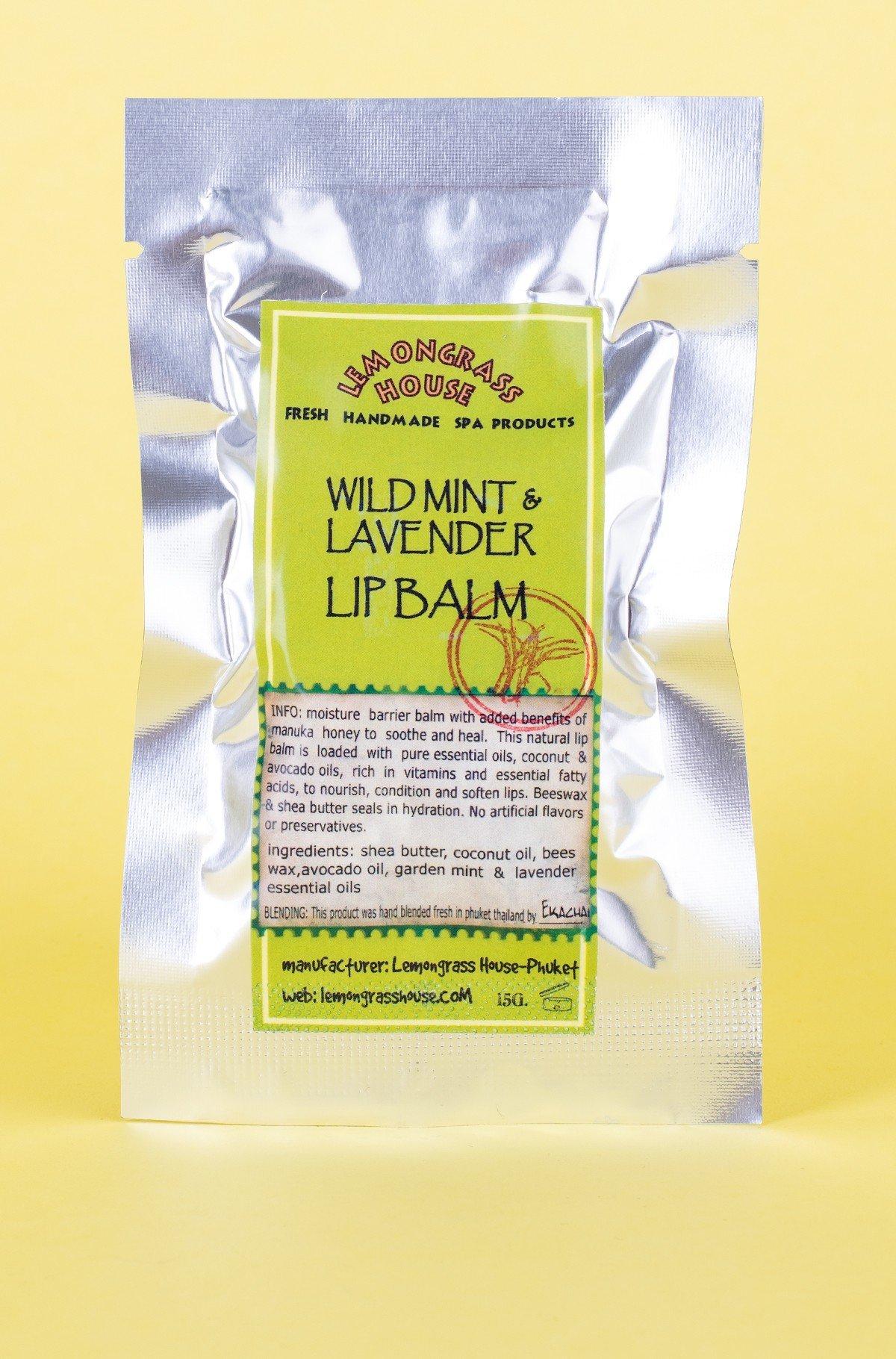 Lip balm Lavender/Mint-full-1