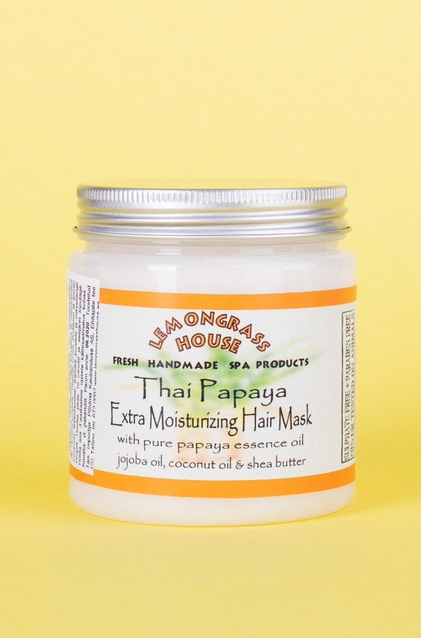 HAIR MASK PAPAYA