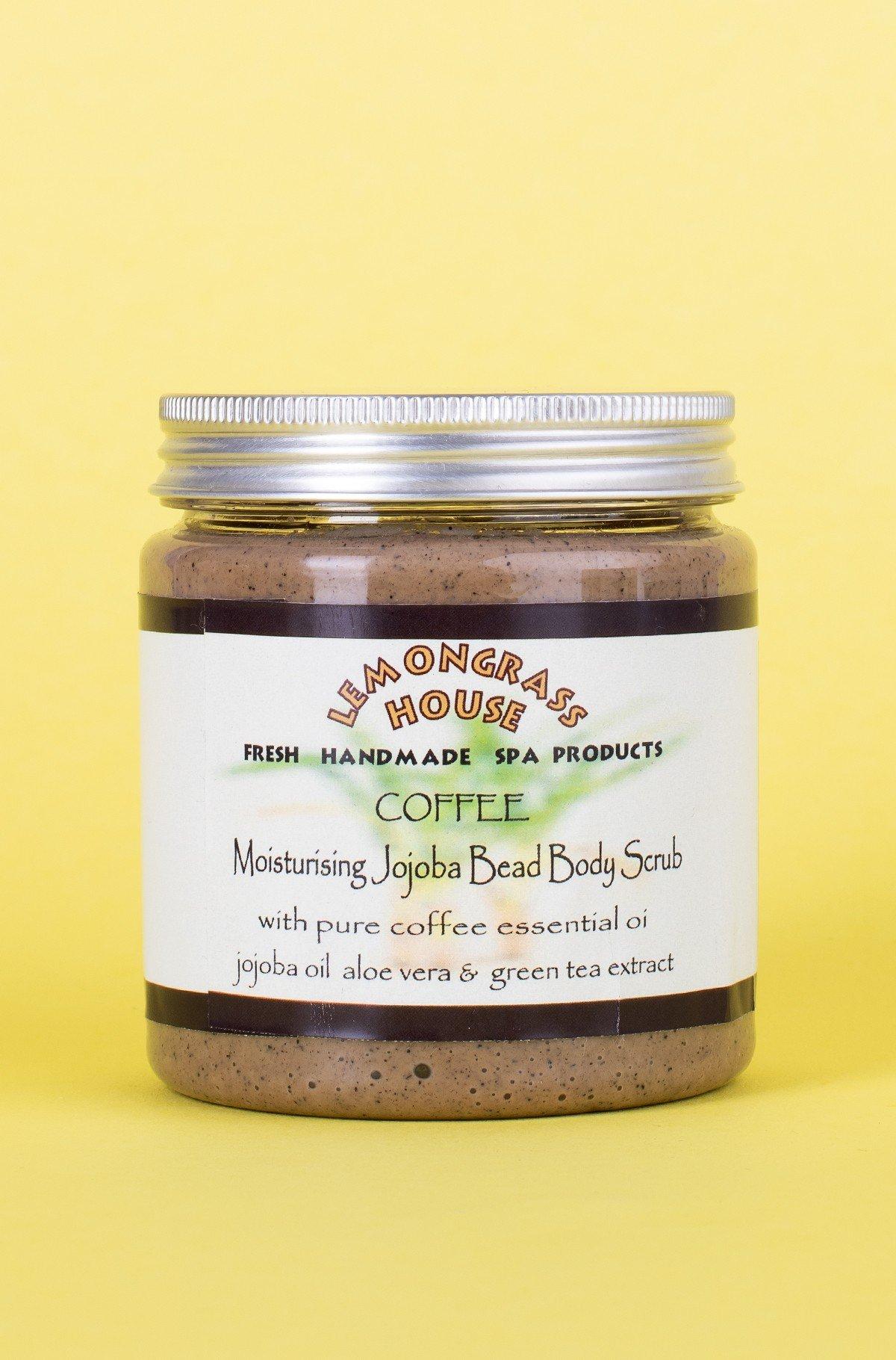 Body scrub Jojoba Bead Coffee-full-1