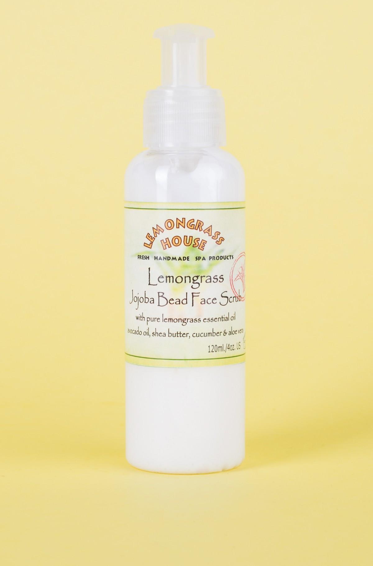 Face scrub Lemongrass-full-1