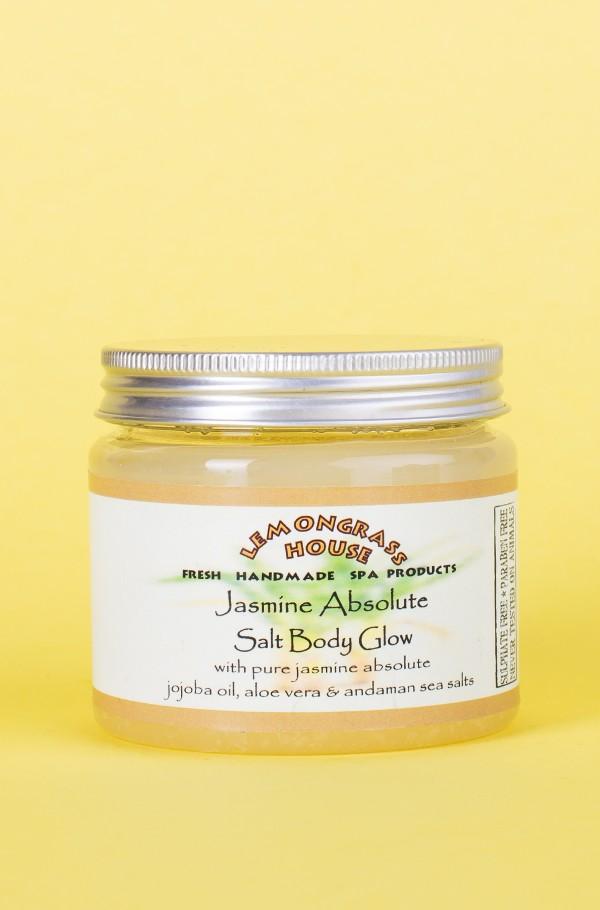 BODY SCRUB JASMINE (SALT GLOW) 200G