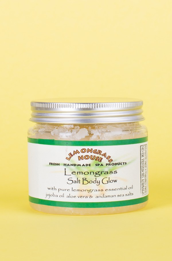 BODY SCRUB LEMONGRASS (SALT GLOW) 200G