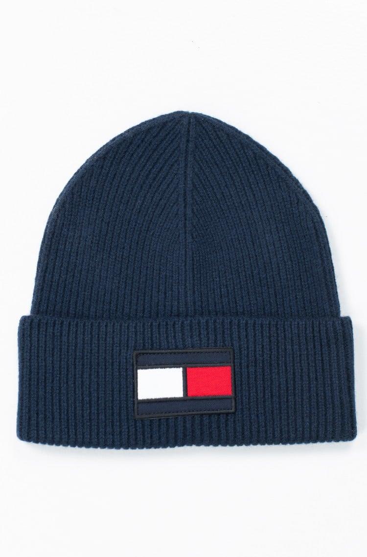 1f2e05c8 sin Hat Flag Beanie Tommy Hilfiger, Mens Hats | Denim Dream E-pood