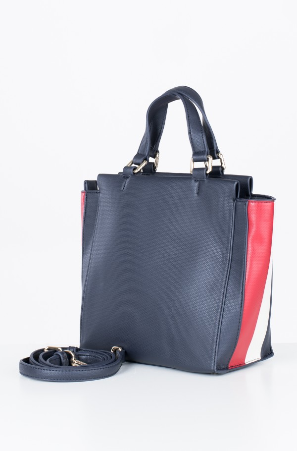 EFFORTLESS SAFFIANO SATCHEL-hover
