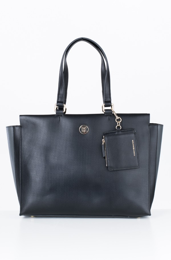 EFFORTLESS SAFFIANO EW TOTE