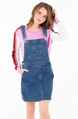 Teksakleit TJW A LINE DUNGAREE DRESS GHMB	-1