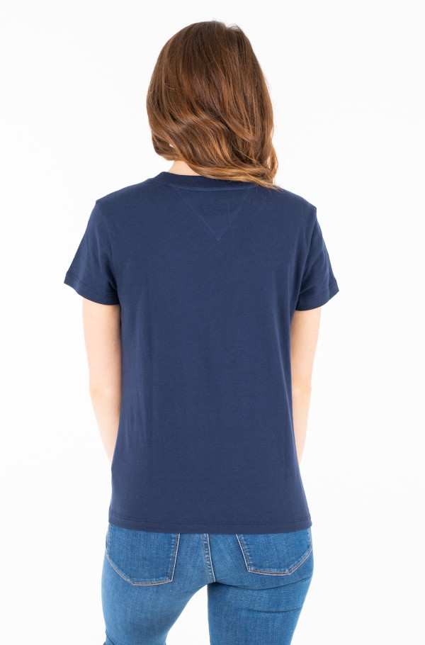 TJW SATIN TOMMY SIGNATURE TEE-hover