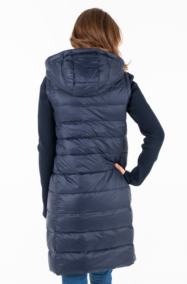NEW ISAAC COMBO LW DOWN COAT-hover