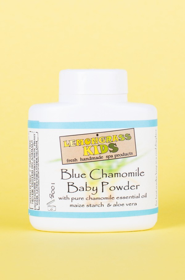 BABY POWDER BLUE CHAMOMILE 100G