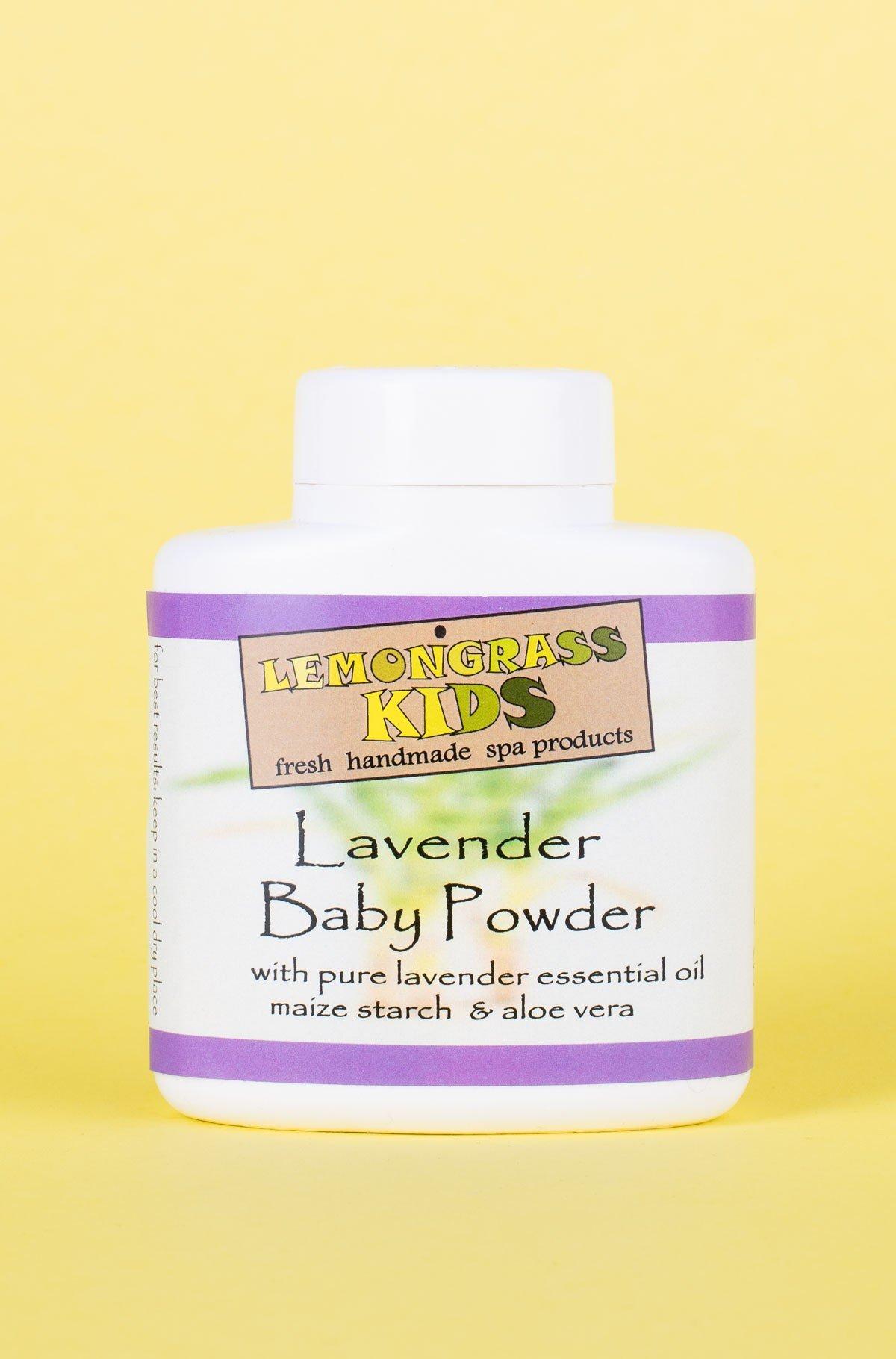 Beebipuuder BABY POWDER LAVENDER 100G-full-1