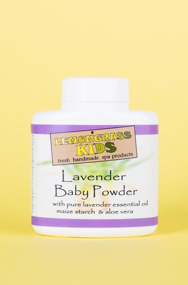 BABY POWDER LAVENDER 100G