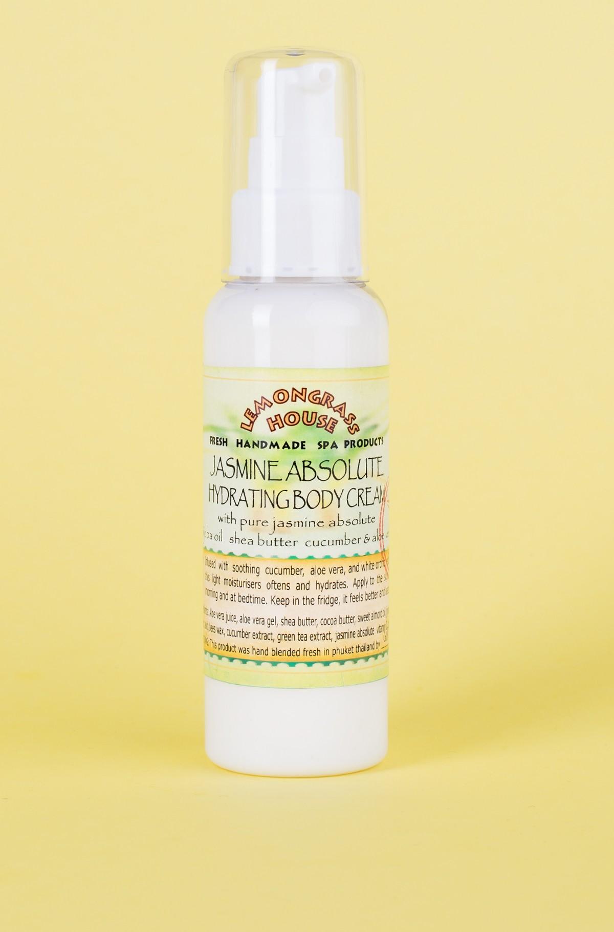 Kūno kremas Body Cream Jasmine 120ml-full-1