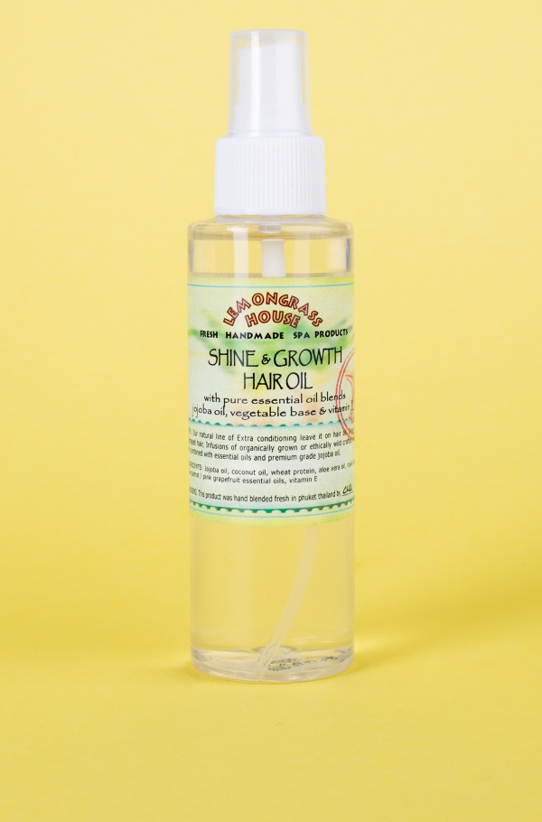 HAIR OIL SHINE&GROWTH 120ml