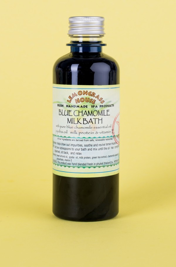 BATH MILK BLUE CHAMOMILE 250ml