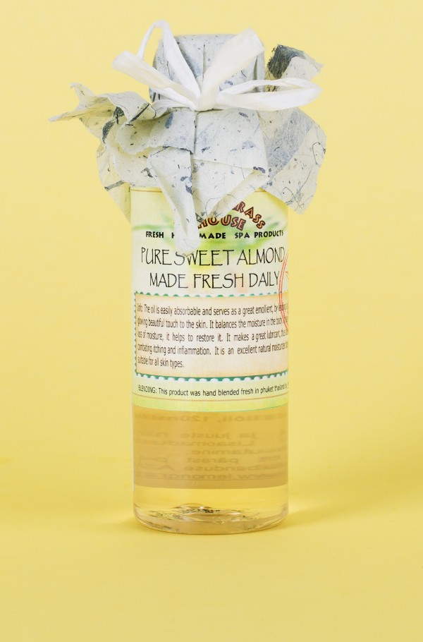 PURE SWEET ALMOND 120 ML