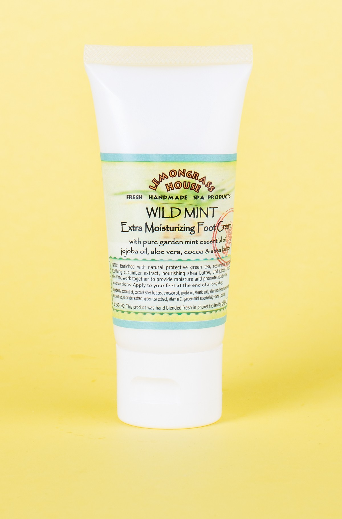 Jalakreem FOOT CREAM WILD MINT 60 ML-full-1