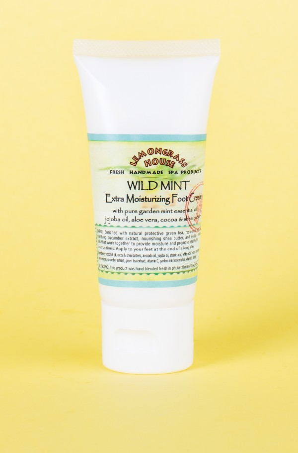 FOOT CREAM WILD MINT 60 ML