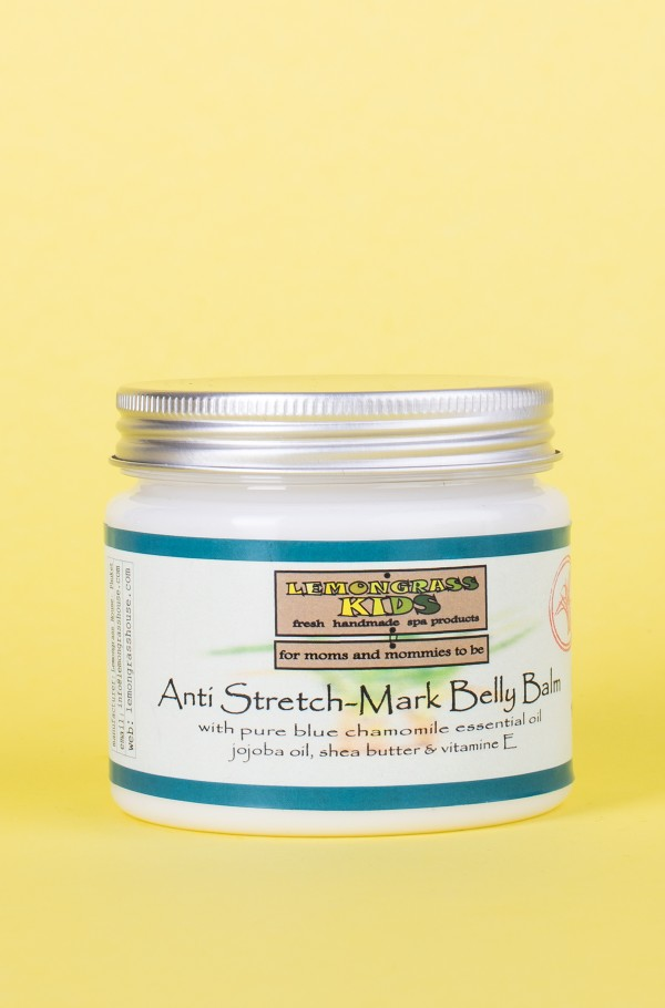 ANTI STRETCH-MARK BELLY BALM 200 ML