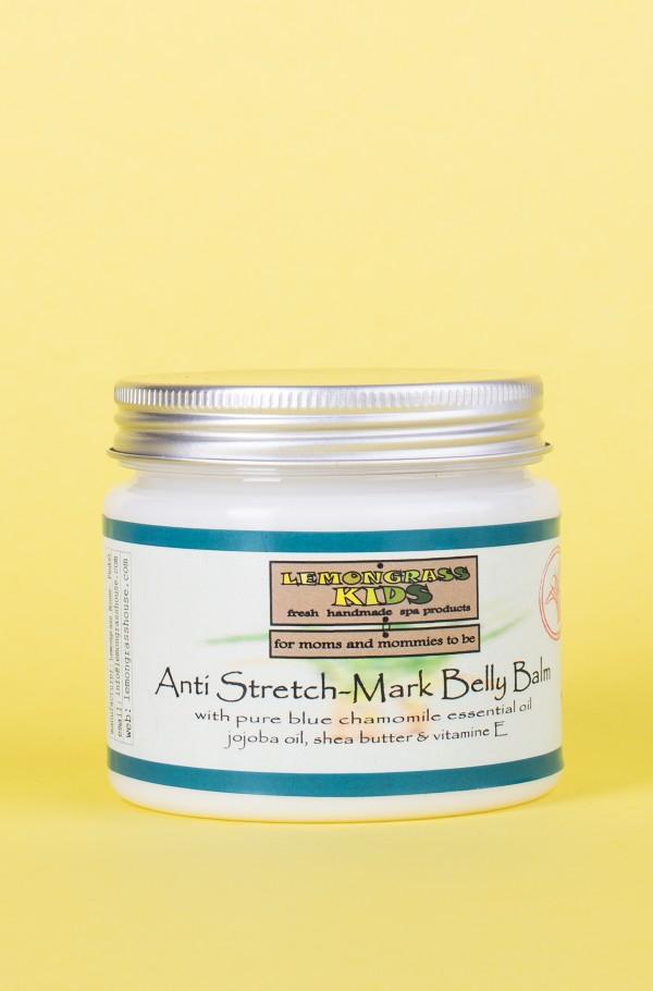 ANTI STRETCH-MARK BELLY BALM 200 ML