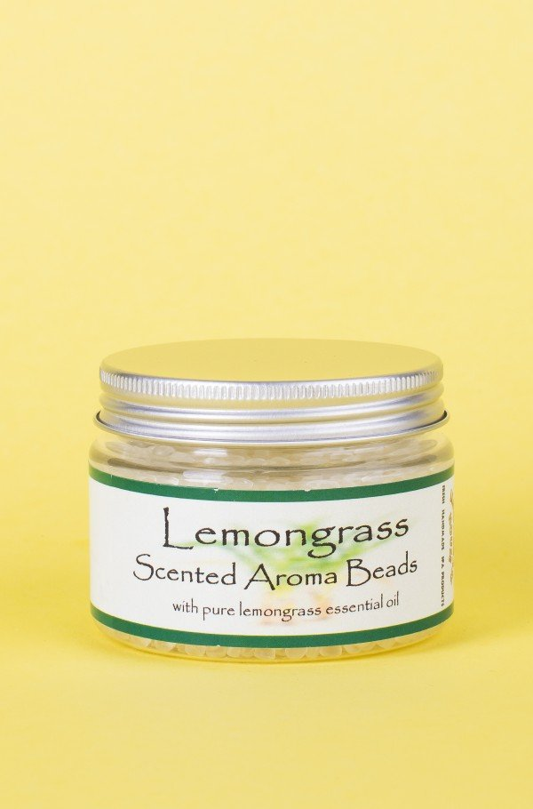 SCENTED AROMA BEADS LEMONGRASS 150 ML