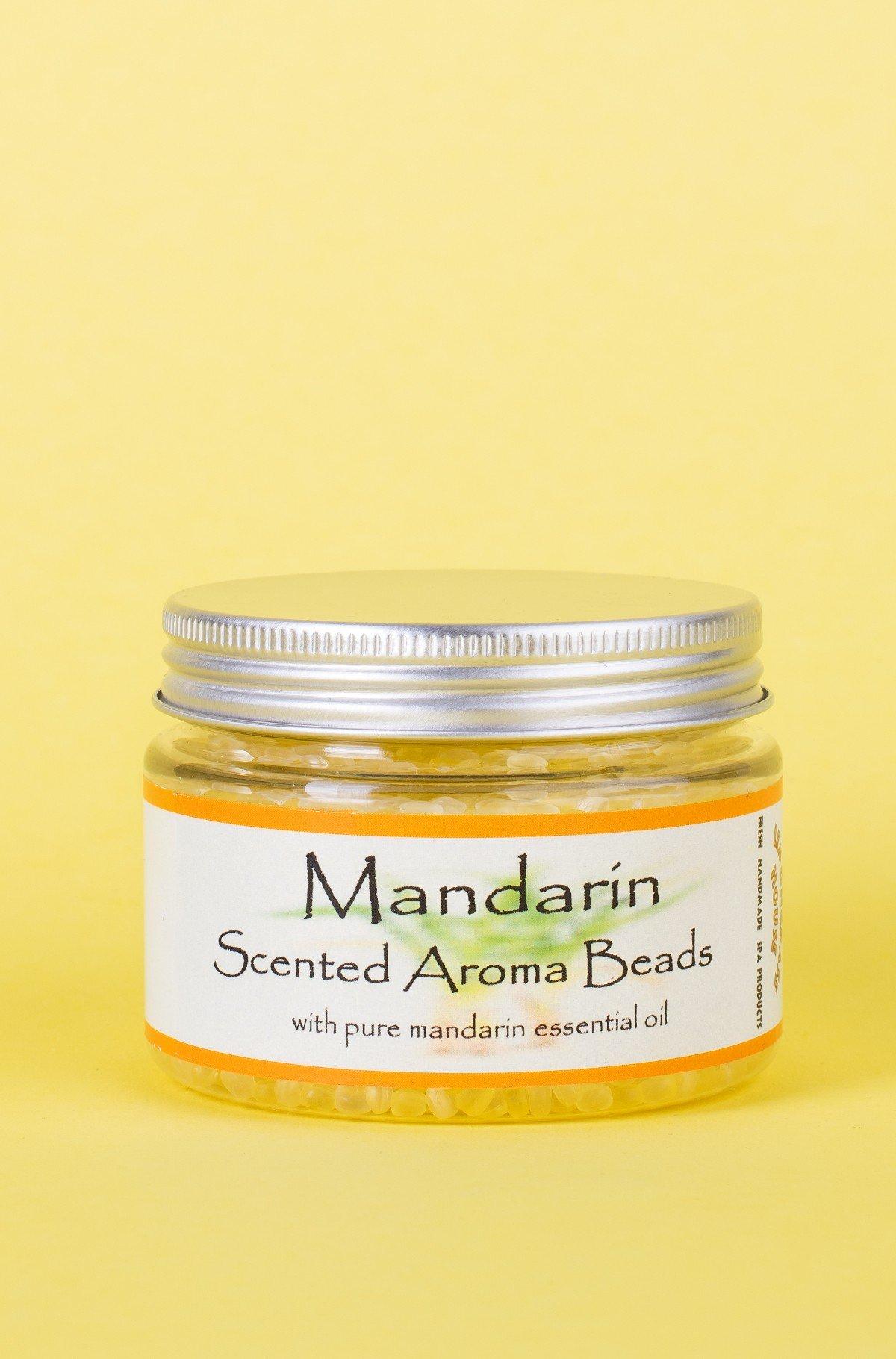 Fragrance pearls SCENTED AROMA BEADS MANDARIN 150 ML-full-1