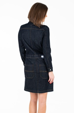 Kleit TJW DENIM DRESS L/S TYLRD-2