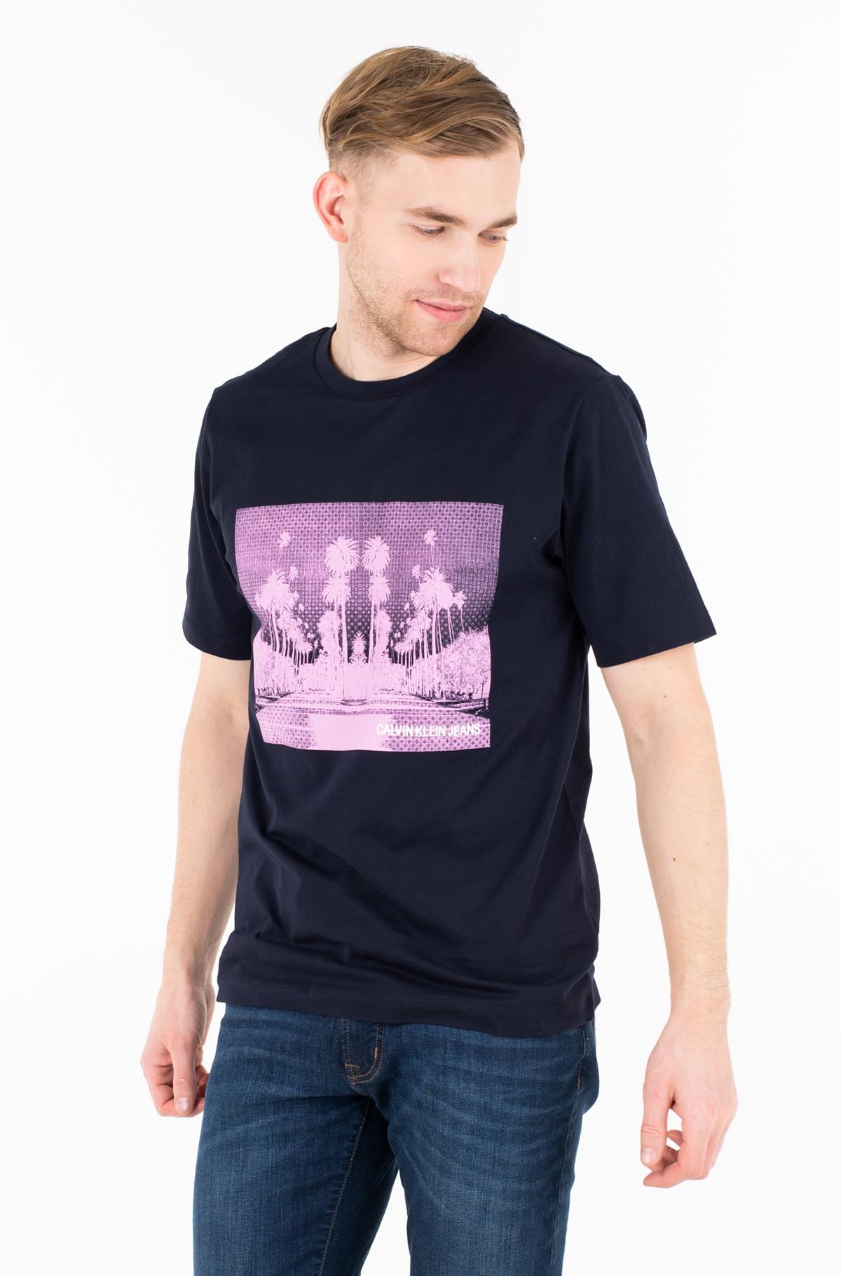 Marškinėliai CALI LANDSCAPE REG TEE-full-1