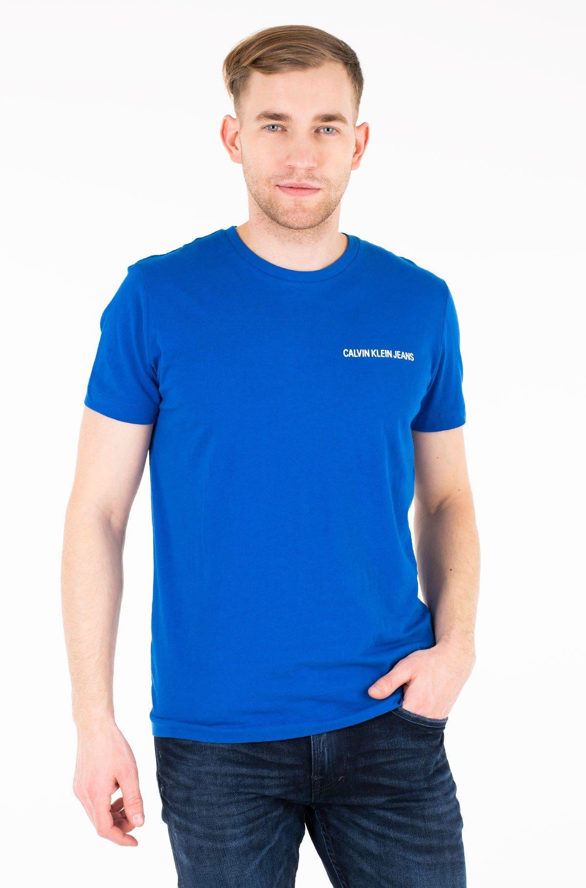 T-shirt CHEST INSTITUTIONAL SLIM TEE-full-1