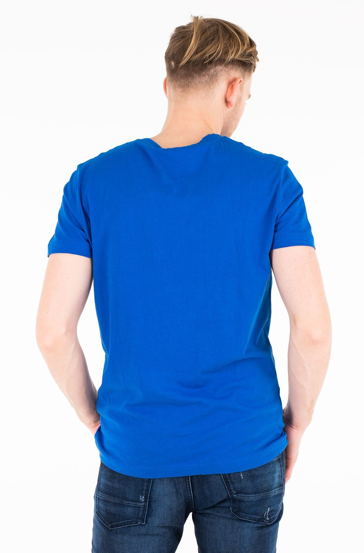 T-shirt CHEST INSTITUTIONAL SLIM TEE-full-2