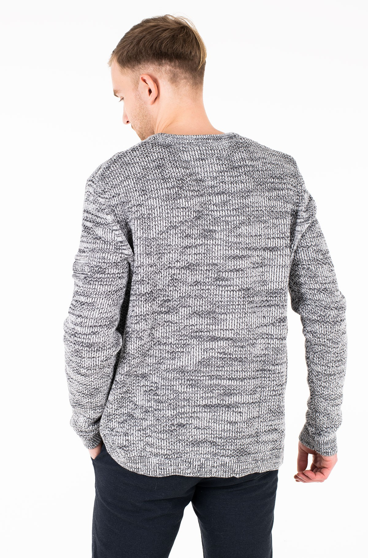 Sweater TJM TONAL CN SWEATER L/S 14-full-2