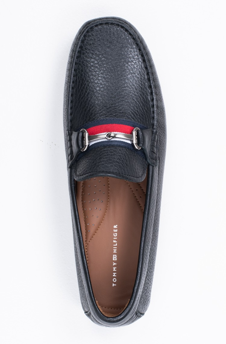 852bf1c62 Tommy Hilfiger. Casual shoes LEATHER DRIVER WITH HARDWARE