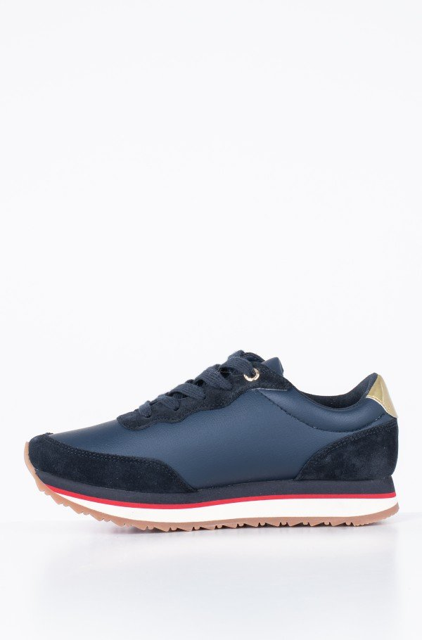TOMMY SEQUINS RETRO RUNNER-hover