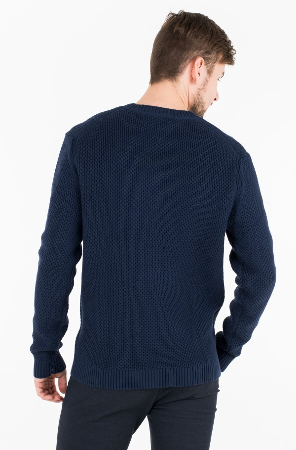 TJM TEXTURAL SWEATER-hover