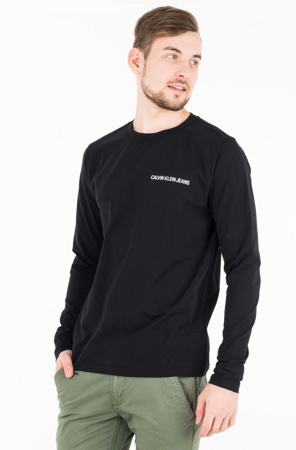 INSTITUTIONAL CHEST LOGO REG LS