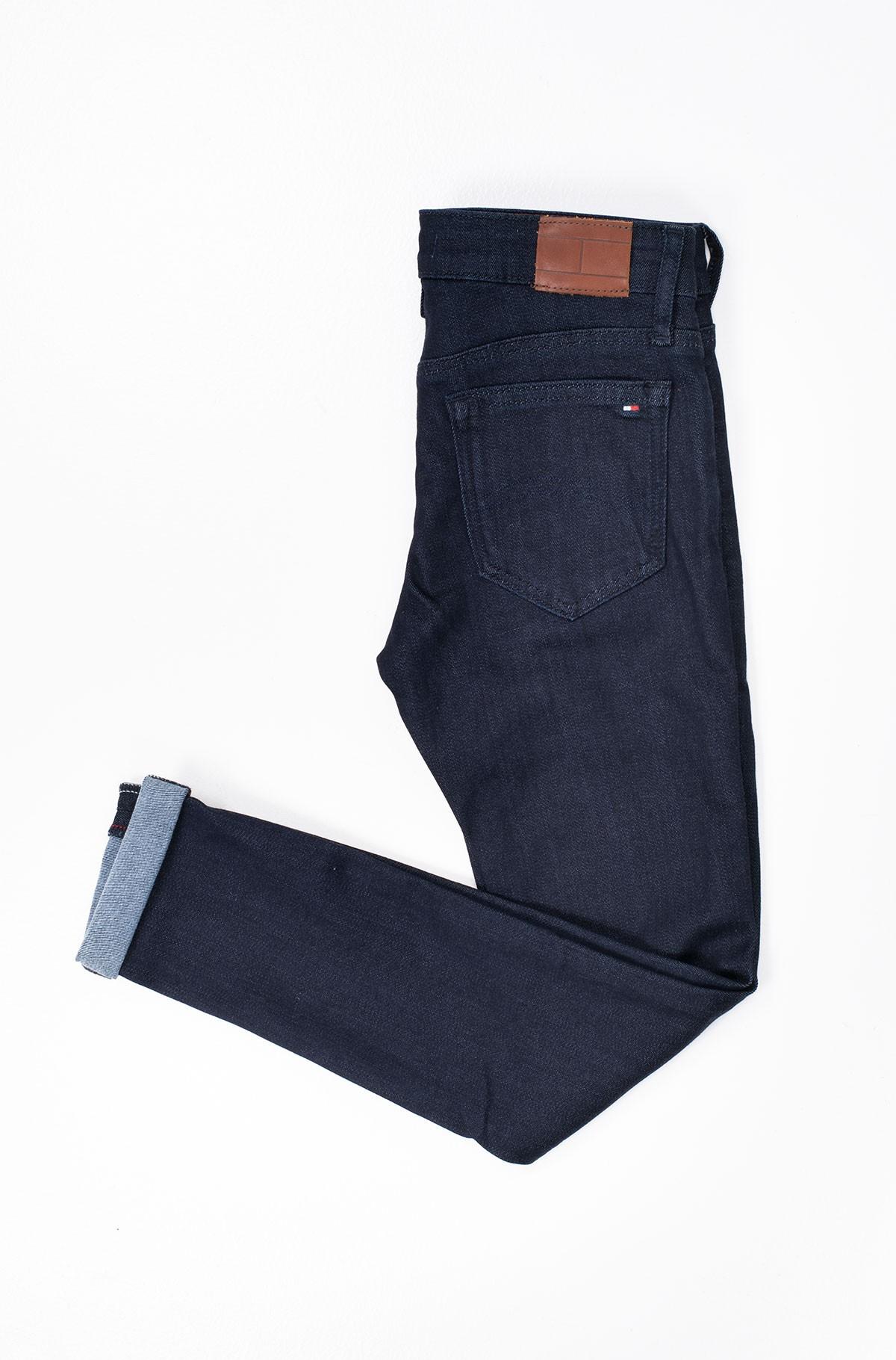 Vaikiškos džinsinės kelnės NORA SKINNY NARBST-full-2