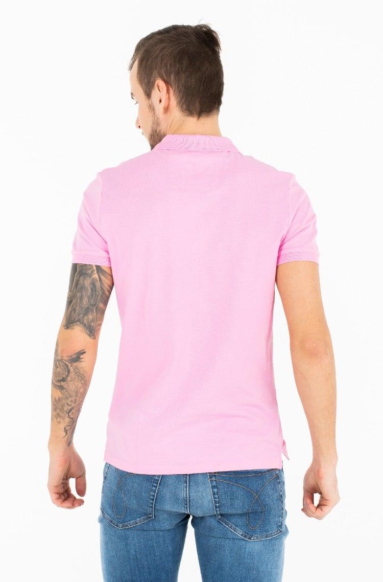 dcb8bc9957b Polo CKJ LOGO PIQUE SLIM POLO Calvin Klein, Mens Polo shirts | Denim ...