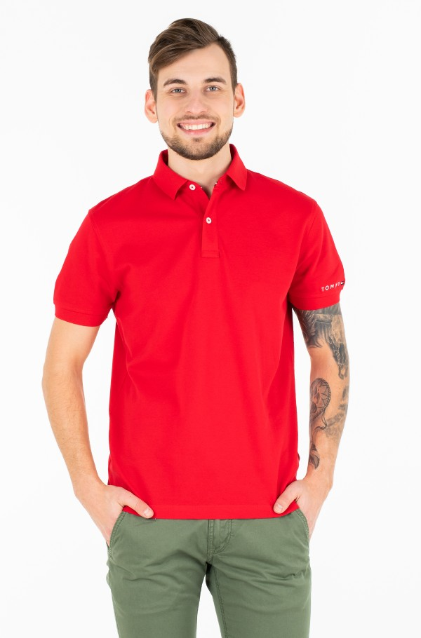 WCC TOMMY LOGO REGULAR POLO